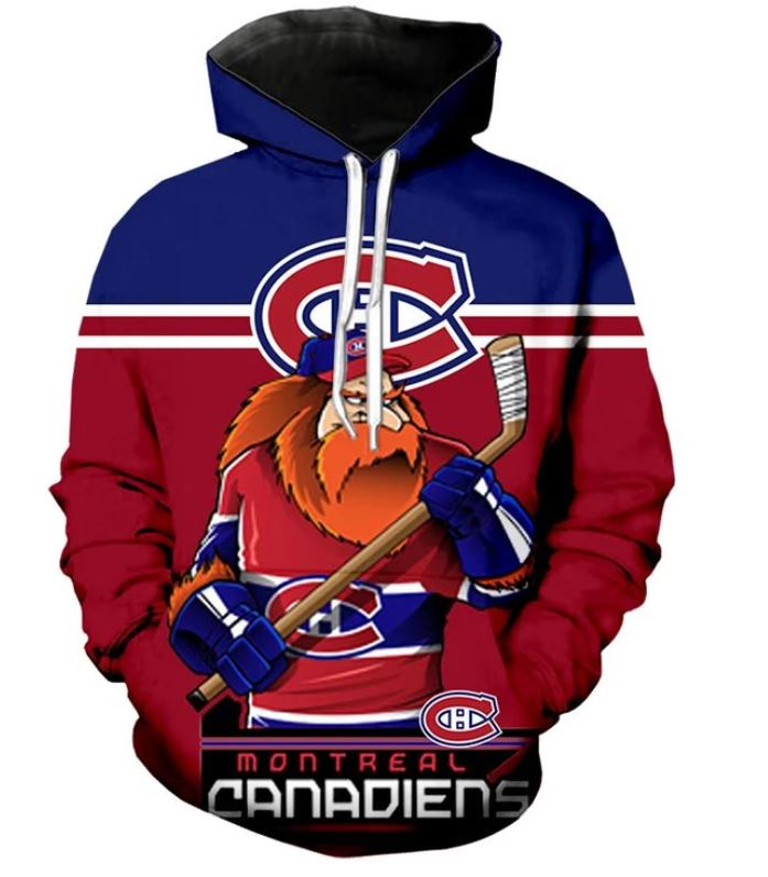 Montreal Canadiens Hoodie