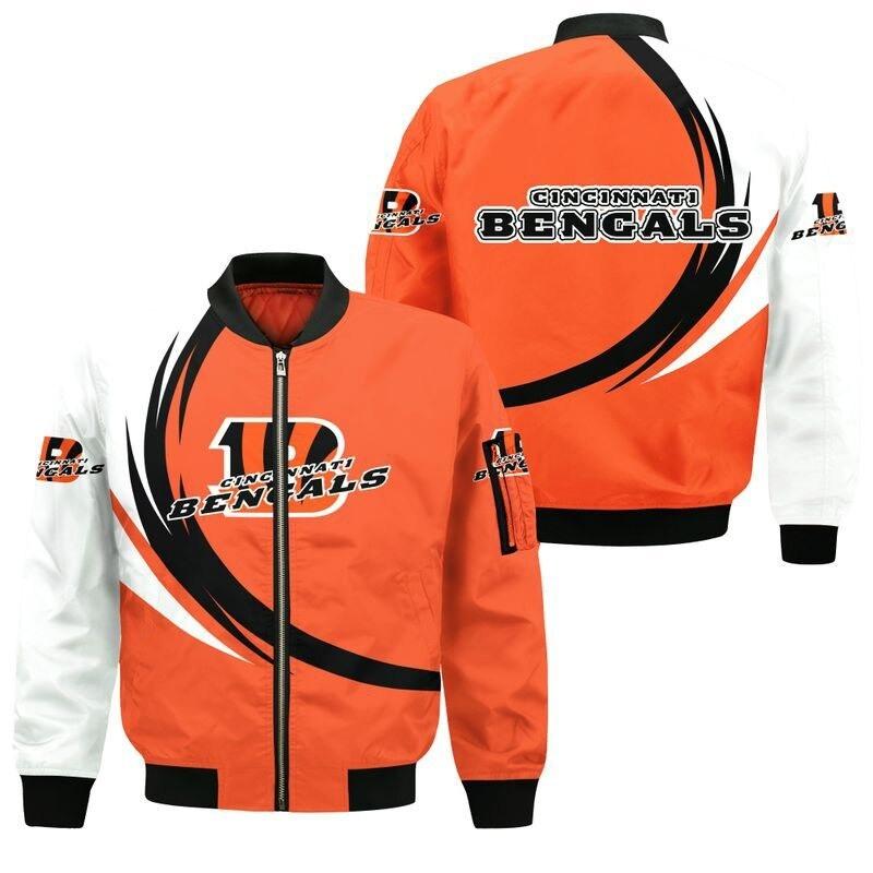 Cincinnati Bengals Jacket