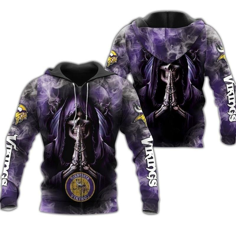 Minnesota Vikings Hoodie