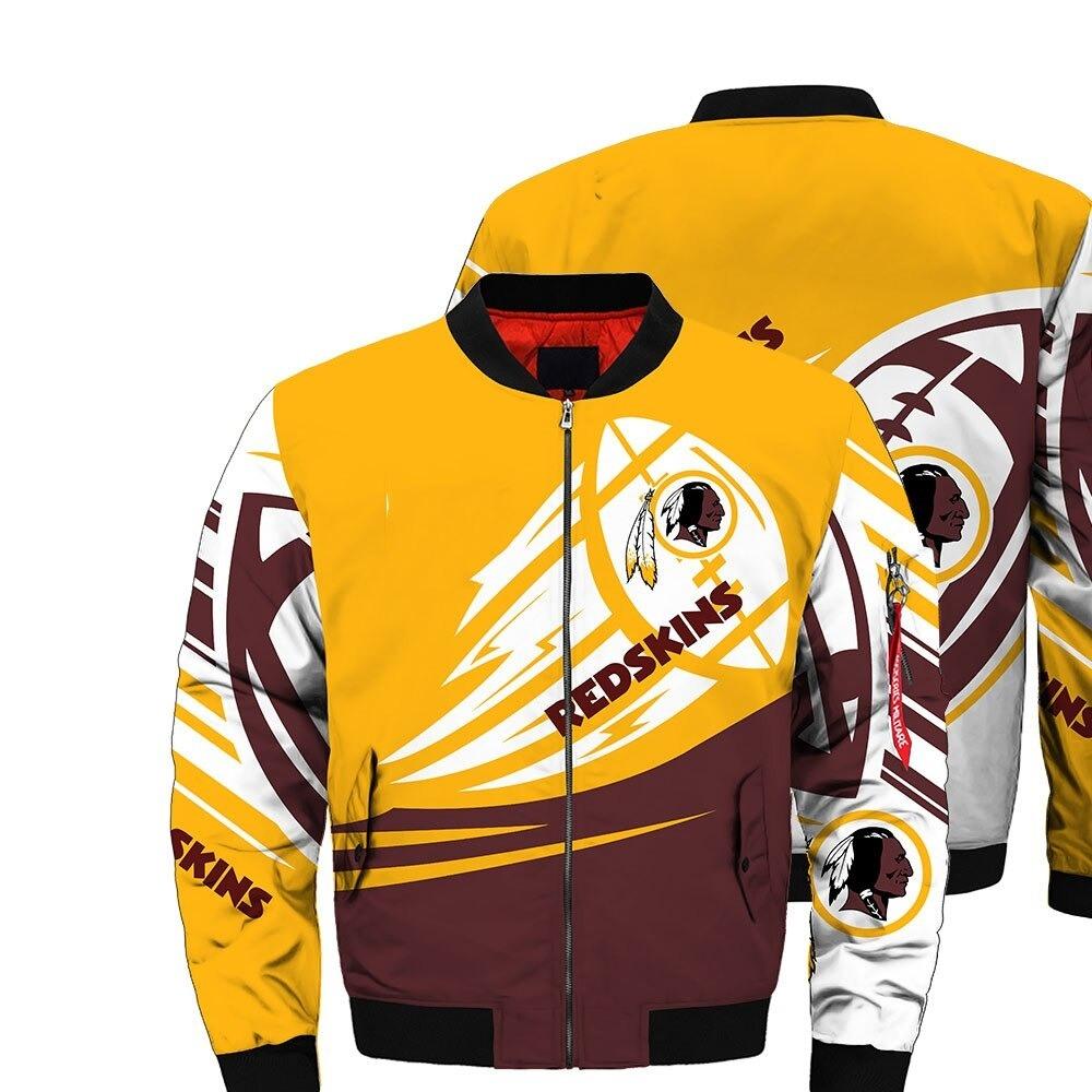 Washington Football Team Bomber Jacket