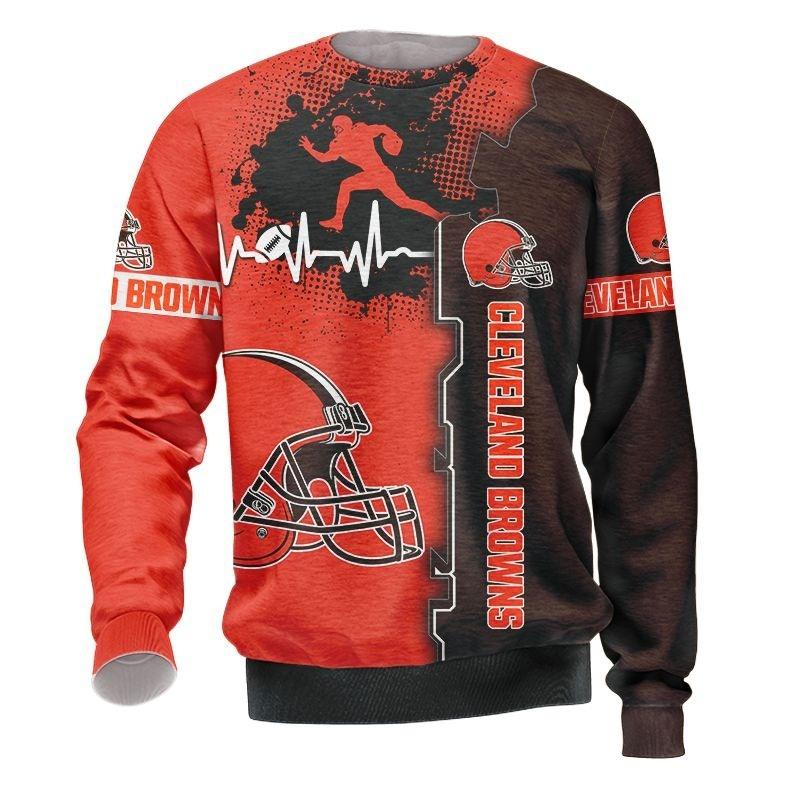 Cleveland Browns Sweatshirt