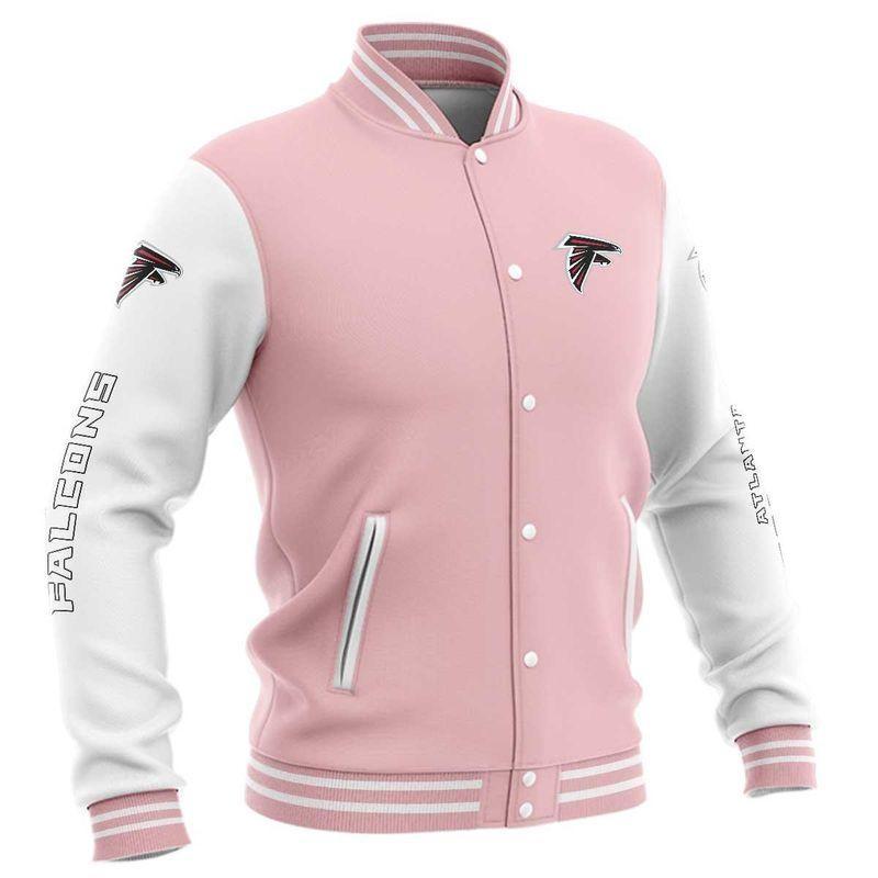 Atlanta Falcons Baseball Jacket