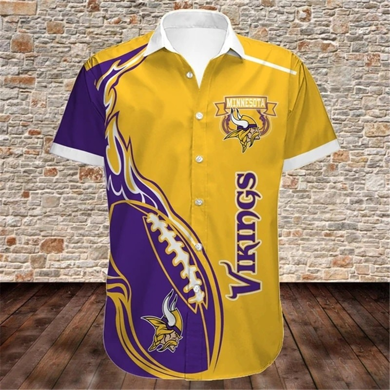 Minnesota Vikings Shirt