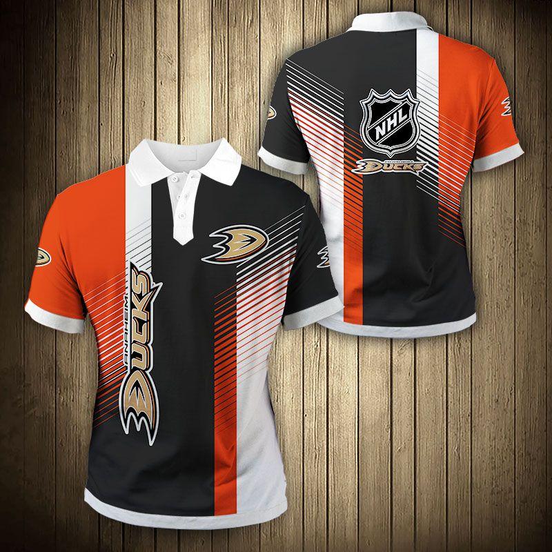 Anaheim Ducks polo T-shirt