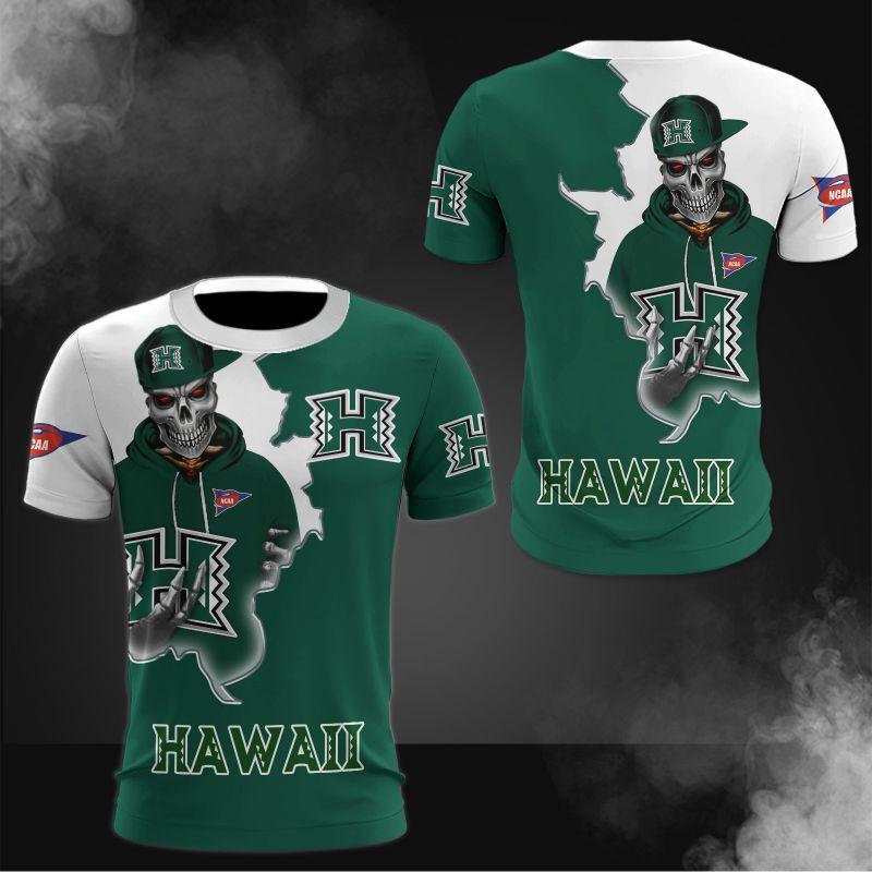 Hawaii Rainbow Warriors T-shirt