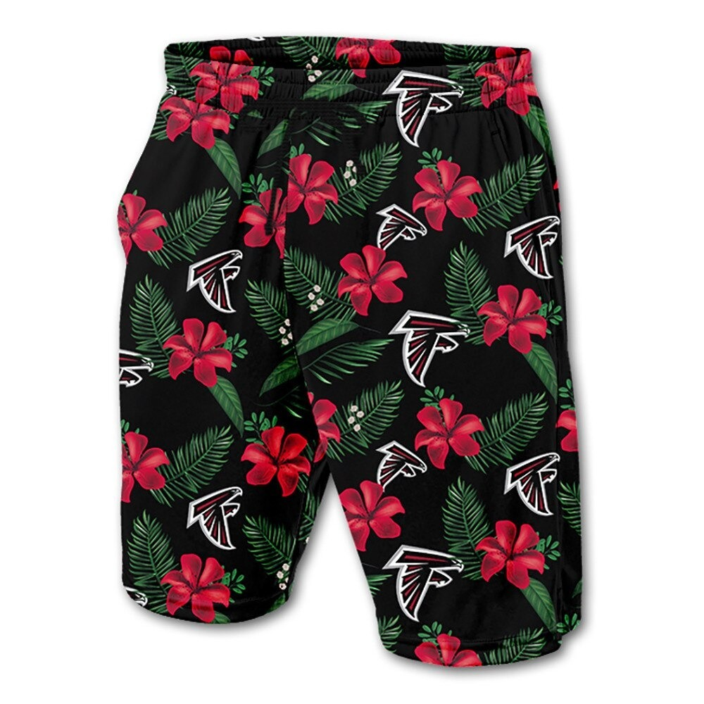 Atlanta Falcons Hawaiian Shorts