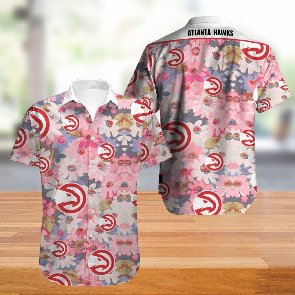 Atlanta Hawks Hawaiian Shirt