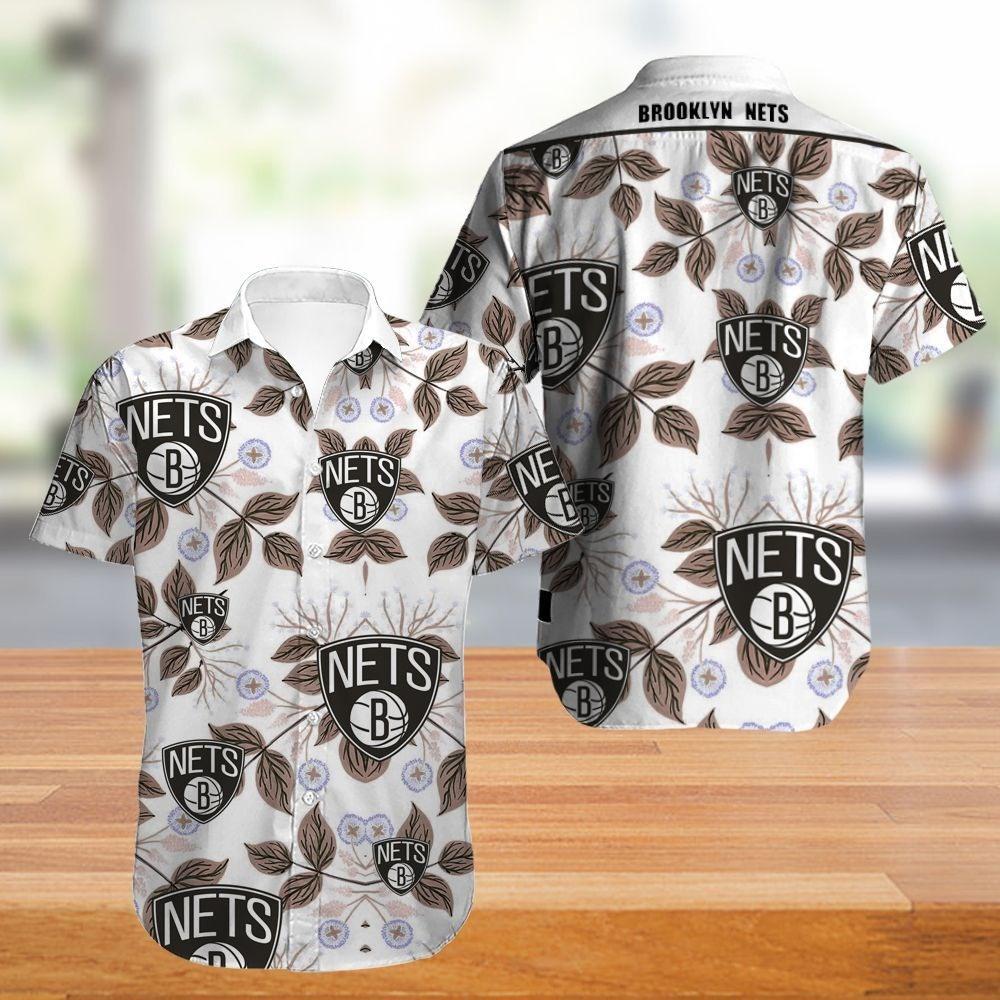 Brooklyn Nets Hawaiian Shirt